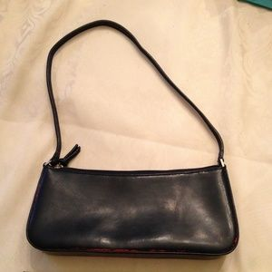 Kate Spade Navy Blue Leather Purse